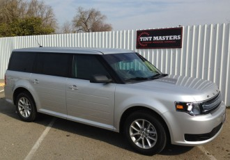 Ford Flex Tinted